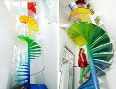 Cool. They should have this at the children's museum. But padded ;)