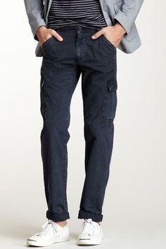 Cargo Straight Leg Pant by AG on @HauteLook