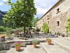 Una casa rústica en Mallorca ideal para viajar en familia o con amigos