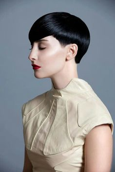 Vidal Sassoon cut