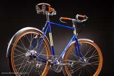 Dirt Rag pics of Horton Bike from NAHBS   Flickr - Photo Sharing!