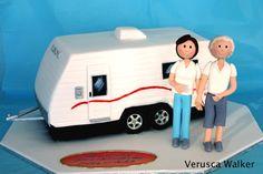 Caravan Cake by Verusca Walker