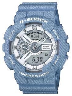 CASIO G-SHOCK DENIM´D | GA-110DC-2A7ER