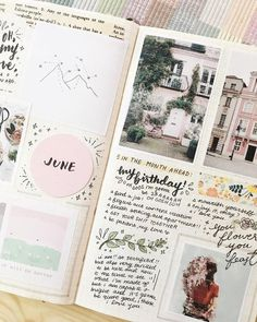 Keeping an art journal or scrapbook. Ideas and inspiration for travel journaling  Buy air tickets: | http://2track.info/Jl1s/