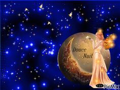 Buonanotte Good Night Prayer, Good Night Gif, Good Night Wishes, Night Time, Good Night Beautiful, Beautiful Gif, Beautiful Birds, Angel Pictures, Gif Pictures