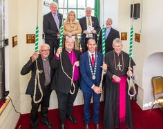 'Sam Maguire Community Bells' in Dunmanway Ring Out their Message of Hope and Reconciliation Football Final, Church Of Ireland, Message Of Hope, The Rev, Cork, Community, Messages, Ring