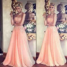 Now available on our store. Long Prom Dress 2...  http://designsbyzuedi.myshopify.com/products/long-prom-dress-2017-coral-appliques-see-through-corset-new-arrival-formal-dresses-party-gowns-vestido-de-festa?utm_campaign=social_autopilot&utm_source=pin&utm_medium=pin