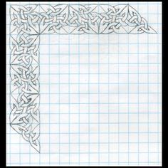 Celtic Knots 101 - Triangles and Pretzels - WetCanvas