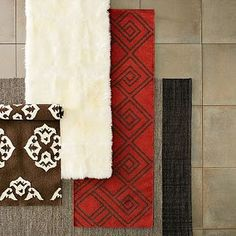 cream, gray and brown color schemes | Color Trend 2010: Red, Brown and Cream | ModHomeEc