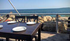 Unde am mâncat corect pe litoralul nostru Outdoor Furniture, Outdoor Decor, Marie, Dan, Dining Table, Spaces, Home Decor, Decoration Home, Room Decor