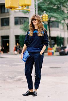 New York Fashion Week SS 2015 - Caroline de Maigret by Vanessa Jackman    |    Styletorch.com