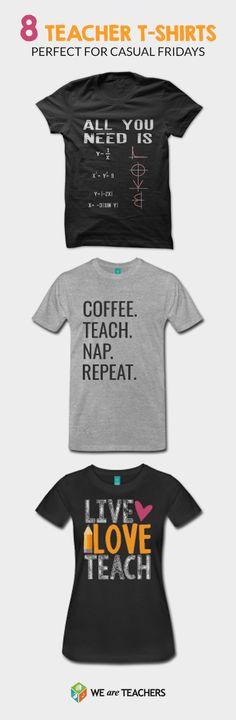 bb51d0cb 39 Best Teacher T-Shirts images in 2019 | Teacher t shirts, Best ...