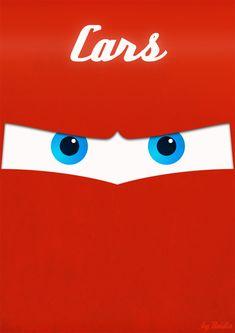Cars - Minimalist Poster