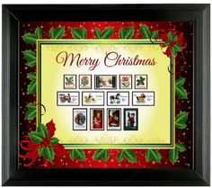 Vintage Mint United States Postage Stamps #QVC #QVCgifts #QVCchristmas