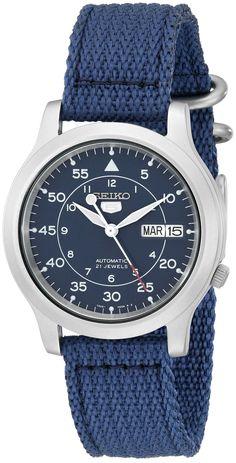 Seiko SNK807K2 Uhr: Seiko: Amazon.de: Uhren