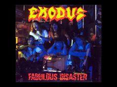 Exodus - [1989] Fabulous Disaster [Full Album]