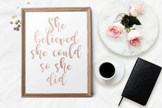 Hey, I found this really awesome Etsy listing at https://www.etsy.com/listing/271843708/photo-print-rose-gold-foil-effect-she