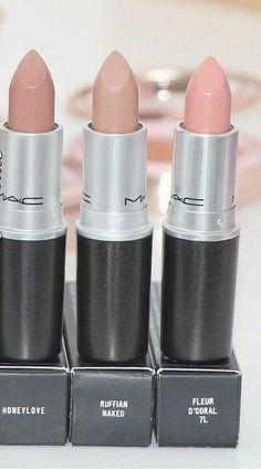 Kiss Makeup, Mac Makeup, Makeup Lipstick, Beauty Makeup, Lipsticks, Mac Lipstick Shades, Lipstick Colors, Makeup Essentials, Gorgeous Makeup