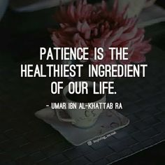 Excited for Ramadan to help me work on my patience and self control! #Islam #Quotes #Faith
