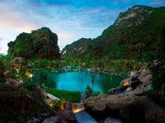 Banjaran Hotspring Retreat, Malásia