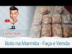 Receita de Bolo na Marmita para Vender - Receitas Alex Granig - YouTube