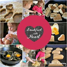 Fluffy Biscuit Recipe (15 minutes total prep, cook, and cleanup) - breakfast with heart ALLterNATIVElearning.com