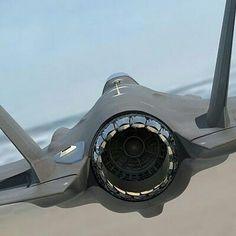 f 35 raptor Military Jets, Military Aircraft, Fighter Aircraft, Fighter Jets, Photo Avion, Jet Engine, Aircraft Design, Jet Plane, Military Equipment