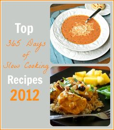 365 Days of Slow Cooking: Fan Faves and Personal Faves of 2012...a look back at an awesome year!
