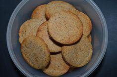 Mlsná máma : Oříškové sušenky