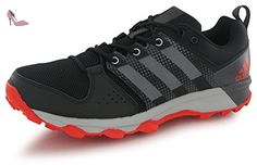 adidas Galaxy Trail, Chaussures de Running Compétition Homme, Noir (Core Black/Grey Two/Energy), 39 1/3 EU - Chaussures adidas (*Partner-Link)