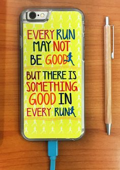 Every run is a good run and this case will remind you in case you forget! #running