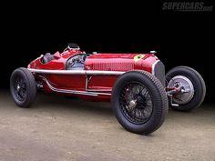 1932 Alfa Romeo Tipo B - $5,600,000