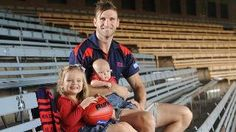 Baby Aish is named in honour of Norwood�019s great footy family