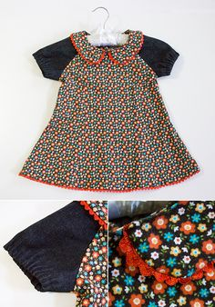 """Nähkurs in der Kinkibox: Kleid """"Roxy"""" nach einem Farbenmix-Schnitt"""