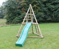 Backyard Slide, Kids Backyard Playground, Playground Slide, Backyard For Kids, Kids Garden Swing, Backyard Games, Garden Play Equipment, Outdoor Play Equipment, Kids Outdoor Play
