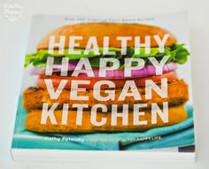 Hear what people are saying about the vegan cookbook, Healthy Happy Vegan Kitchen by Kathy Patalsky. This book contains over 220 recipes and much more. Vegan Recipes, Snack Recipes, Snacks, Best Vegan Cookbooks, Kitchen Reviews, Happy Vegan, My Cookbook, Vegan Kitchen, Roasted Carrots