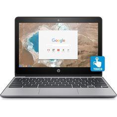 Hewlett Packard Touchscreen Chromebook