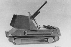 Waffentrager 10,5 cm leFH43 auf Selbstfahrlafette Škoda T-25