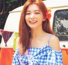 Red Velvet Power Up - Seulgi Kpop Girl Groups, Korean Girl Groups, Kpop Girls, Asian Music Awards, Red Velvet Photoshoot, Red Velet, Park Sooyoung, Kang Seulgi, Red Velvet Seulgi