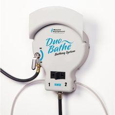 Master Equipment DuoBathing System Alm