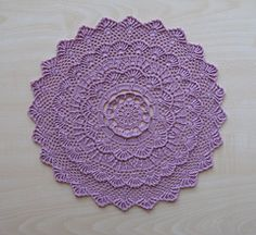 Ravelry: Exclusive Doily | Mary Werst Extra-Special Doilies