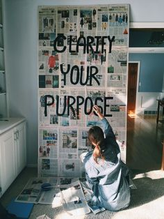 Clarify your purpose | AVK | VSCO Grid