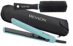 Touch up on the go! FREE SHIPPING! Delivery 3 - 7 days! REVLON Voyage Mini Hair Straightener set (3 piece)! Handbag size!