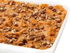 Sweet Potato-Pecan Casserole