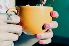 tats and tea