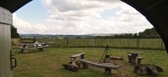Brickles Camp_looking out to the west