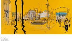 Patrick Vale: City Lines Exhibition