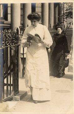 Cromwell Road, South Kensington, London (26 June 1906)