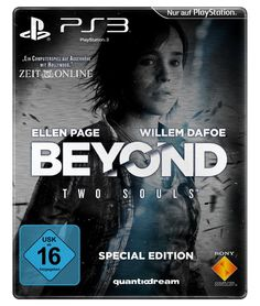 Beyond: Two Souls - Standard Edition - [PlayStation 3]: Amazon.de: Games