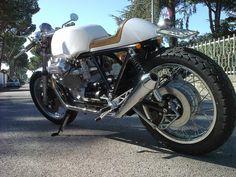 Espressoracer Moto Guzzi  - RocketGarage - Cafe Racer Magazine